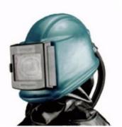 Commander Abrasive Blasting Helmet