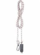 Kernmental rope