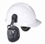 Cap-mounted T3H Earmuff