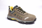 FW safety shoes Suede Leather
