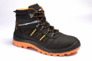 FW safety shoes Nubuck Leather