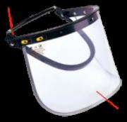 SE-BD Impact Facial Shield