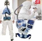 Jupiter ventilator protective suit