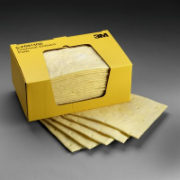 3M Chemical Sorbent Pad P-110, Environmental Safety Product