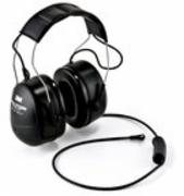3M PELTOR HT Series Listen Only Headset HTM79A-CSA, Intrinsically Safe, Headband  OBSOLETE