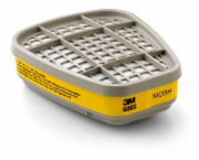 6003CN organic  acid gas filter cartridge